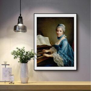 彈鋼琴的女子(3)